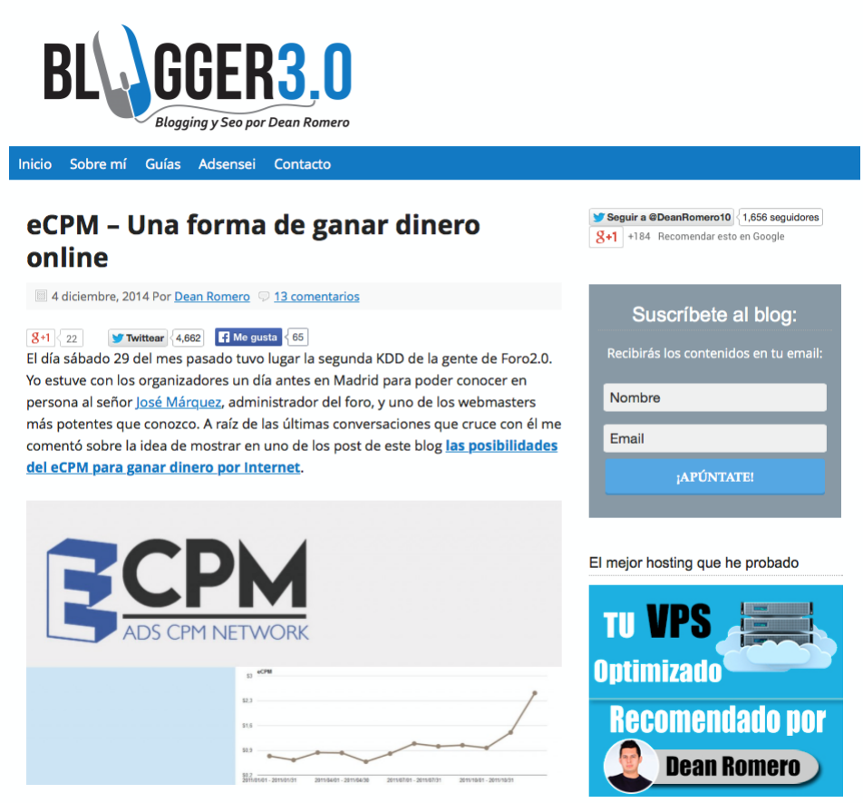 blogger 3.cero