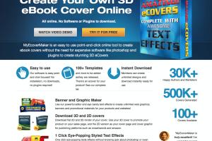 Como Crear Portadas de eBooks online gratis