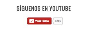 suscripción youtube