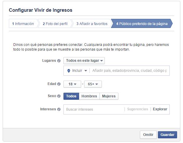 como hacer pagina facebook