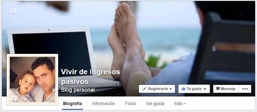 Como crear una pagina de facebook