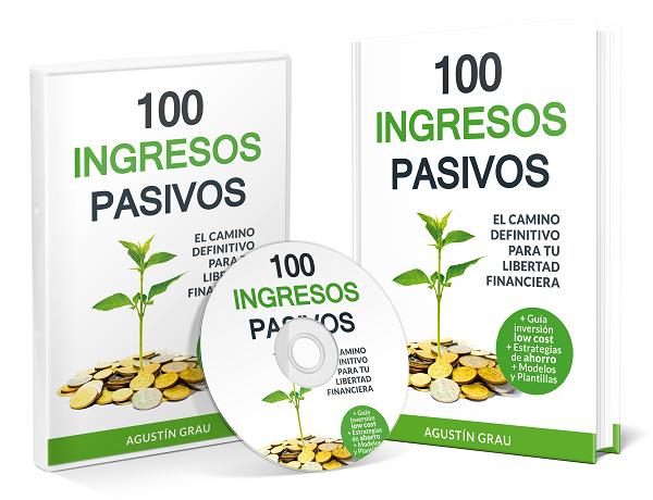 tipos de ingresos. 100 ingresos pasivos