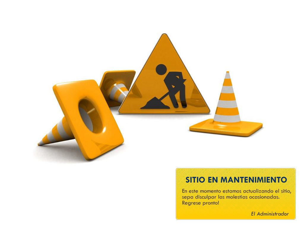 en_mantenimiento