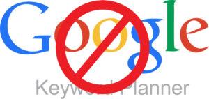 planificador palabras clave google