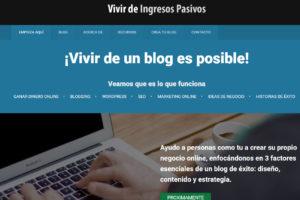 Como Diseñar un Blog profesional