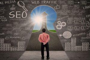 ¿Se Consigue Posicionamiento web en Google enviando Tráfico web?