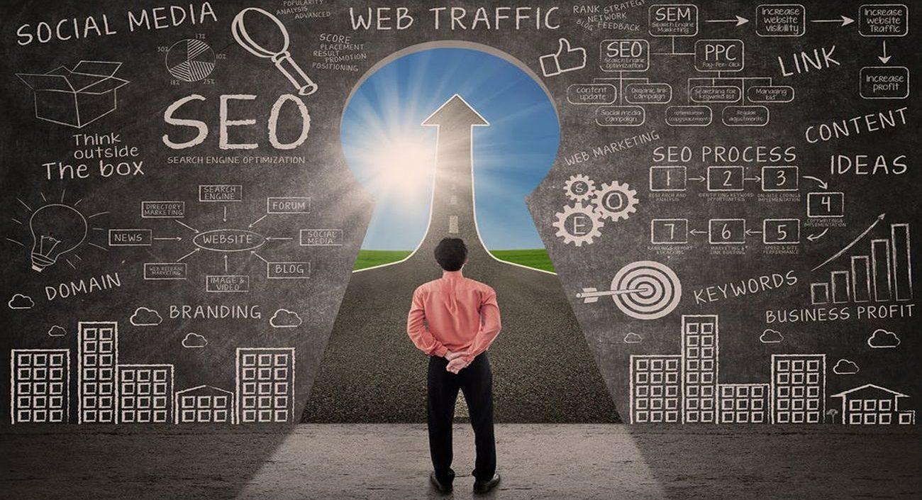 posicionamiento SEO con tráfico web
