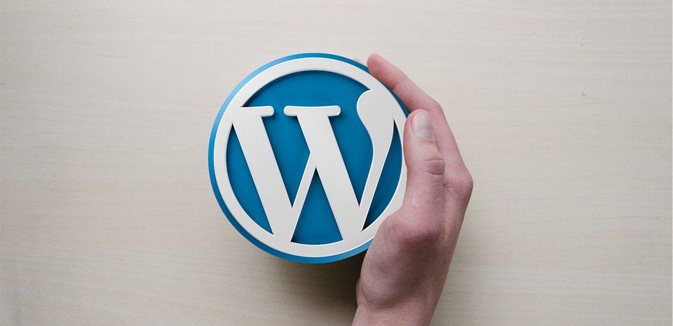 gestor web wordpress