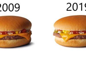 2009 vs 2019 challenge